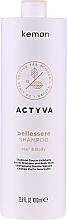 Kup Aksamitny szampon do włosów i ciała - Kemon Actyva Bellessere Shampoo