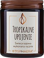 Kup Zapachowa świeca sojowa Tropikalne upojenie - Bosphaera Tropical Intoxication Candle