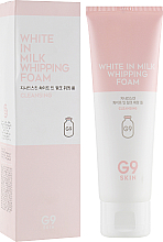 Kup Wybielająca pianka do mycia twarzy - G9Skin White In Milk Whipping Foam