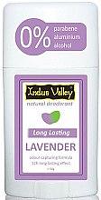 Kup Dezodorant w sztyfcie Lawenda - Indus Valley Lavender Deodorant Stick