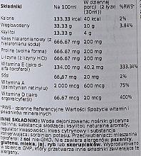 Kwas hialuronowy na prawidłową pracę stawów - Now Foods Liquid Hyaluronic Acid — фото N3