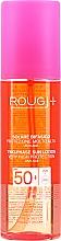 Kup Przeciwzmarszczkowy dwufazowy balsam do opalania SPF 50 - Rougj+ Solar Biphase Anti-Age
