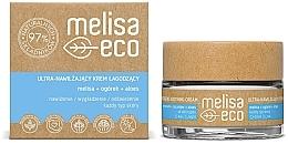 Kup Ultra-nawilżający krem łagodzący do twarzy - Melisa Eco
