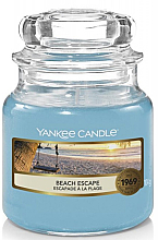 Kup Świeca w szklanym słoju - Yankee Candle Beach Escape Candle