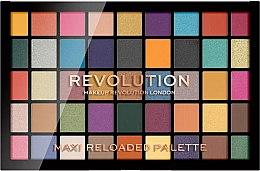 Kup Paleta cieni do powiek - Makeup Revolution Maxi Reloaded Palette