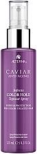 Kup Spray nabłyszczający i chroniący kolor włosów - Alterna Caviar Anti-Aging Infinite Color Hold Topcoat Spray
