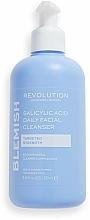Kup Głęboko oczyszczający żel do skóry problematycznej  - Revolution Skincare Blemish Targeting Facial Gel Cleanser