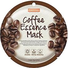 Kup Maseczka kolagenowa do twarzy z ekstraktem z kawy - Purederm Coffe Essence Mask