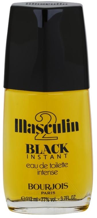 Bourjois Masculin 2 Black Instant - Woda toaletowa — фото N1