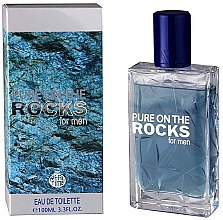 Kup Real Time Pure On The Rocks For Men - Woda toaletowa