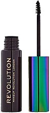 Kup Żel do brwi - Makeup Revolution Brow Mascara With Cannabis Sativa