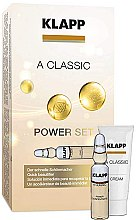Kup Zestaw Witamina A - Klapp A Classic Power Set (conc/3x2ml + cr/3ml)