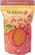 Kup Sól do kąpieli Brzoskwinia - Bubble T Cosmetics Bath Salt Peach