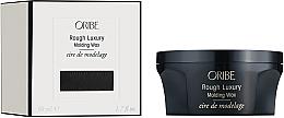 Modelujący wosk do układania włosów - Oribe Rough Luxury Molding Wax — фото N1