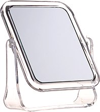 Kup Lusterko kosmetyczne kwadratowe, 5282, białe - Top Choice