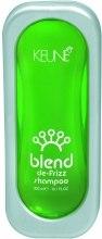 Kup Szampon Kontrola dla kręconych włosów - Keune Blend De-Frizz Shampoo