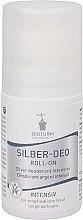 Kup Intensywny srebrny dezodorant w kulce - Bioturm Silver Deo Intensiv Roll-On No.37