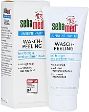 Kup Peeling do mycia twarzy - Sebamed Wash Peeling