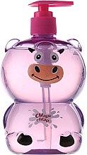 Kup Żel do kąpieli dla dzieci o zapachu gumy balonowej Krówka - Chlapu Chlap Bath & Shower Gel