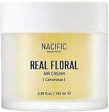 Kup Krem do twarzy z ekstraktem z nagietka - Nacific Real Floral Calendula Air Cream