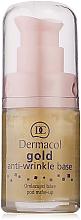Kup Odmładzająca baza pod makijaż Aktywne złoto - Dermacol Base Gold Anti-Wrinkle
