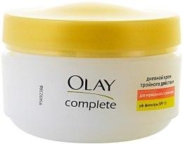 Kup Krem odżywczo-nawilżający na dzień do skóry suchej i normalnej - Olay Complete Day Cream