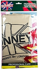 Kup Peleryna fryzjerska jeden rozmiar, kawa z mlekiem - Ronney Professional Hairdressing Cape One Size