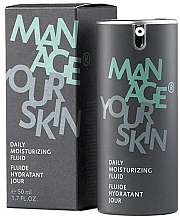 Kup Nawilżający fluid do twarzy na dzień - Dr. Spiller Manage Your Skin Daily Moisturizing Fluid