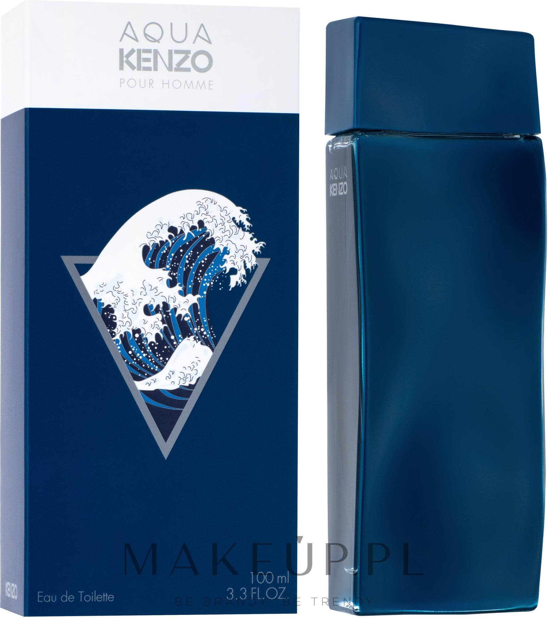 Kenzo Aqua Pour Homme - Woda toaletowa  — фото 100 ml
