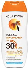 Kup Wodoodporna emulsja do opalania SPF 30 - Kolastyna