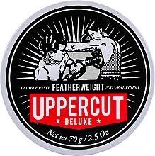 Kup Średnio utrwalająca pasta do stylizacji włosów dla mężczyzn - Uppercut Deluxe Barbers Collection Featherweight