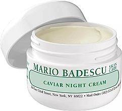 Kup Krem na noc z kawiorem - Mario Badescu Caviar Night Cream