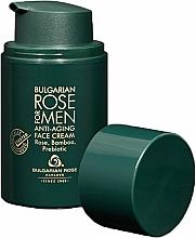 Kup Krem przeciwstarzeniowy dla mężczyzn - Bulgarian Rose For Men Anti-Agin Face Cream