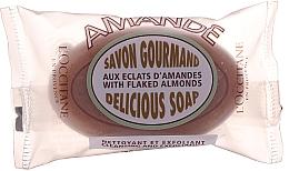 Zestaw - L'Occitane Almond Body Box (sh/oil 75 ml + b/milk 200 ml + soap 50 g + h/cr 30 ml + box) — фото N10