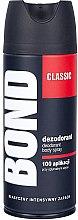 Kup Dezodorant w sprayu Całkowita ochrona - Bond Expert Classic Total Protection Deodorant Body Spray