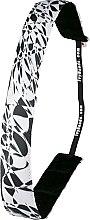 Kup Opaska do włosów, czarno-biała - IvyBands Abstract Art Hair Band