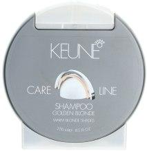 Kup Szampon pielęgnacyjny Złoty blond - Keune Care Line Golden Blonde Shampoo