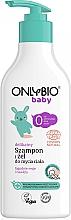Kup Delikatny szampon i żel do mycia ciała dla dzieci - Only Bio Baby Gentle Shampoo & Gel