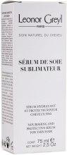 Kup Ochronno-odżywcze wodne serum do cienkich włosów - Leonor Greyl Serum de Soie Sublimateur