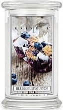 Kup Świeca zapachowa w słoiku - Kringle Candle Blueberry Muffin