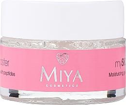 Kup Wzmacniający żel nawilżający do twarzy z peptydami - Miya Cosmetics My Skin Booster Moisturizing Gel-Booster With Peptides