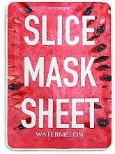 Kup Maska na tkaninie do twarzy Arbuz - Kocostar Slice Mask Sheet Watermelon