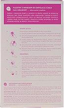 Plastry z woskiem do depilacji ciała do skóry suchej i wrażliwej - Tanita Hair Removal Wax Strips For Body — фото N2