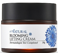 Kup Nawilżający krem do twarzy - All Natural Blooming Lifting Cream