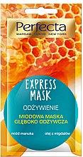 Kup Miodowa maska głęboko odżywcza do twarzy - Perfecta Express Mask