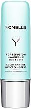 Kup Krem tonujący na dzień z kwasem hialuronowym SPF 30 - Yonelle Fortefusíon Hyaluronic Acid Forte Color Change Day Cream