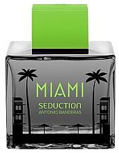 Kup Antonio Banderas Miami Seduction in Black - Woda toaletowa