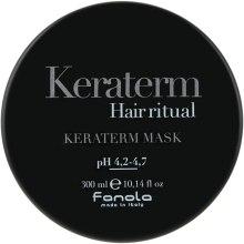 Kup Keratynowa maska do włosów - Fanola Keraterm Mask