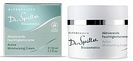Kup Aktywnie nawilżający krem do twarzy - Dr. Spiller Alpenrausch Active Moisturizing Cream