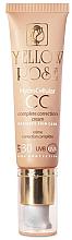 Kup PRZECENA! Krem CC z filtrem przeciwsłonecznym - Yellow Rose Hydrocellular CC Cream SPF30 *